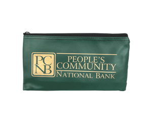 B2B bank bag mailer
