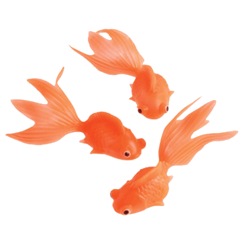Stretchy Goldfish