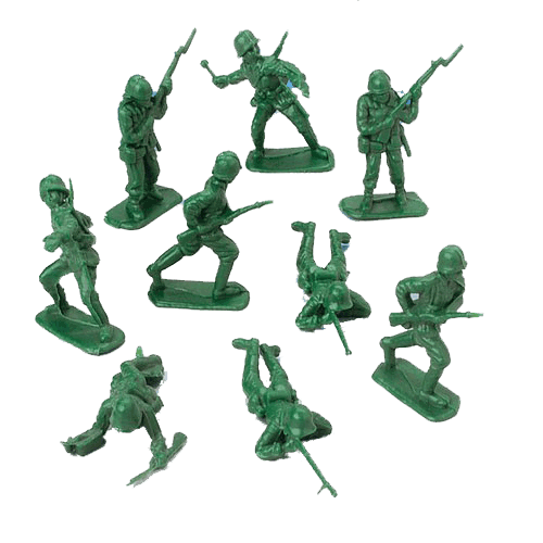 Attack Army Men