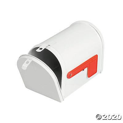 Tinplate Mini Mailboxes
